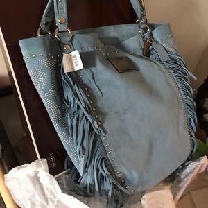 NWT Coach Rare Poppy Bella Handbag